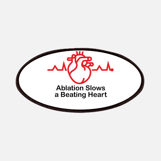 Ablation Slows A Beating Heart ™ 02 Patch
