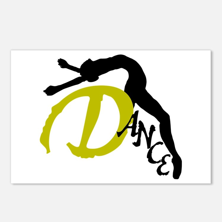 Dance Arch Postcards (Package of 8)