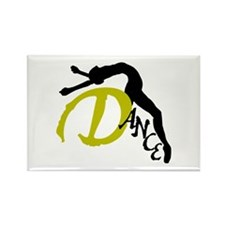 Dance Arch Rectangle Magnet (10 pack)