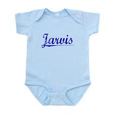 Jarvis, Blue, Aged Infant Bodysuit