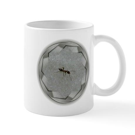 Ant on Sand Mug