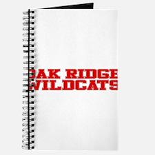 Oak Ridge Wildcats Journal