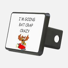 bat crap crazy Hitch Cover