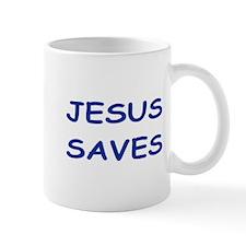 Unique Jesus saves Mug