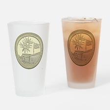Maryland Quarter 2013 Basic Drinking Glass