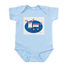Elvis Infant Creeper