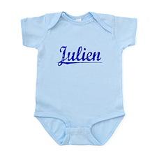 Julien, Blue, Aged Infant Bodysuit