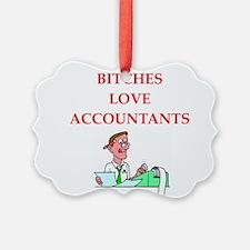 accountantt Ornament
