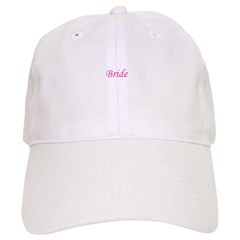 Bride Baseball Cap