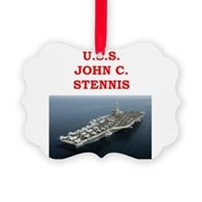 john c stennis Ornament