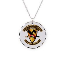 Army - DS - 1st Cav Div Necklace