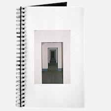 Officer's hall spiral journal