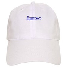 Laurence, Blue, Aged Baseball Cap