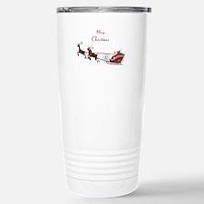 Santa Claus Thermos Mug