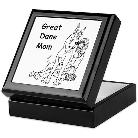 C GD Mom Keepsake Box
