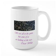 Wilde-in the gutter Mug