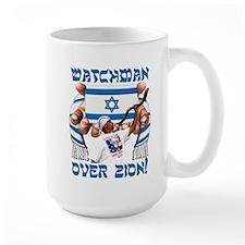 Watchman over Zion! Mug