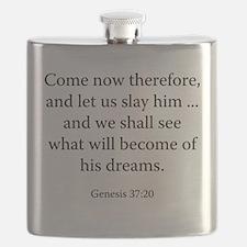 Genesis 37:20 Flask