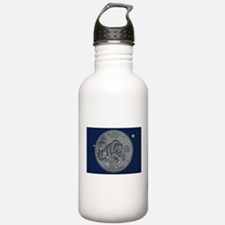 Alaska Quarter 2008 Water Bottle