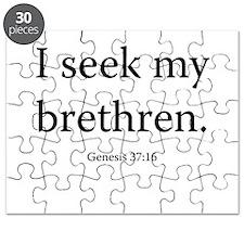 Genesis 37:16 Puzzle