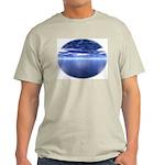Ash Grey Waterscape T-Shirt