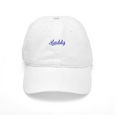 Maddy, Blue, Aged Baseball Cap