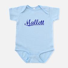 Mallett, Blue, Aged Infant Bodysuit