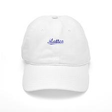 Matteo, Blue, Aged Baseball Cap
