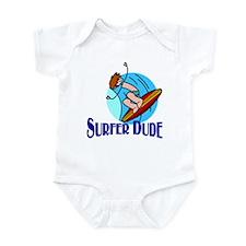 Surfer Dude Infant Creeper