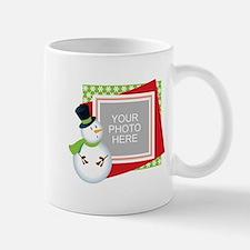 Personalized Christmas Small Mugs
