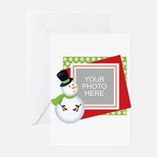 Personalized Christmas Greeting Cards (Pk of 10)