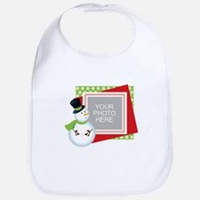Personalized Christmas Bib