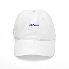 Mckenna, Blue, Aged Baseball Cap
