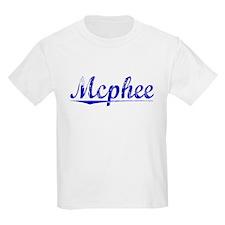 Mcphee, Blue, Aged T-Shirt