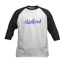 Medford, Blue, Aged Tee