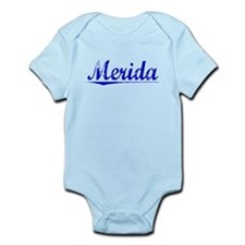 Merida, Blue, Aged Infant Bodysuit