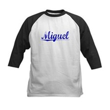 Miguel, Blue, Aged Tee