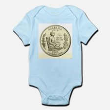 Alabama Quarter 2003 Basic Infant Bodysuit