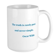 Wilde-truth is rarely pure Mug