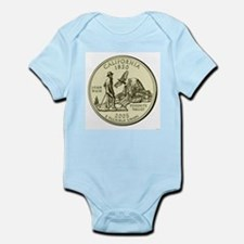 California Quarter 2005 Basic Infant Bodysuit