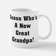 Guess Who Great Grandpa Mug