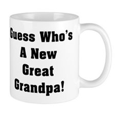 Guess Who Great Grandpa Mug