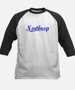 Northrop, Blue, Aged Tee