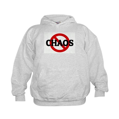Anti CHAOS Kids Hoodie