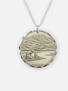 Colorado Quarter 2014 Basic Necklace