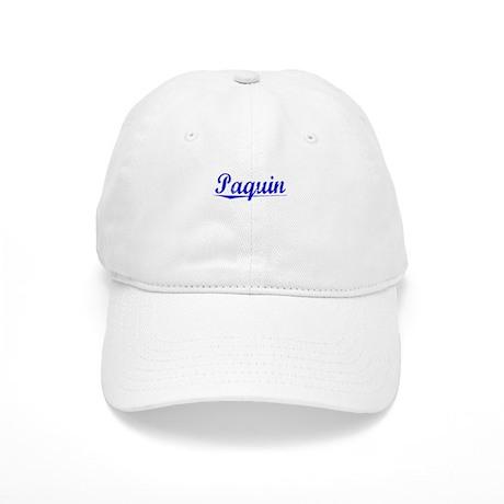 Paquin, Blue, Aged Cap