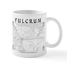 Fulcrum Map Mug
