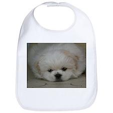 Pekingese Puppy Bib