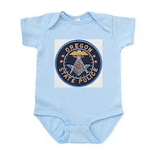 Oregon State Police Mason Infant Creeper