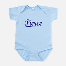 Pierce, Blue, Aged Infant Bodysuit